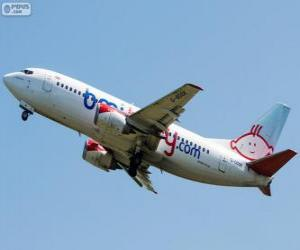Bmibaby was a British low-cost airline (2002-2012) puzzle