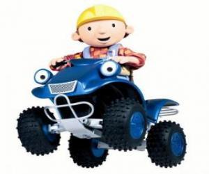 Bob and Scrambler, the quad or ATV puzzle