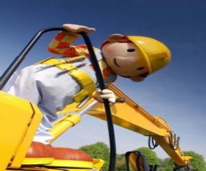 Bob the Builder thoughtful puzzle