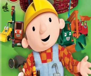 Bob the Builder with their machines puzzle