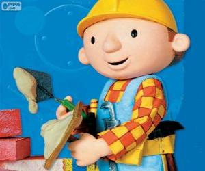 Bob the Builder working puzzle