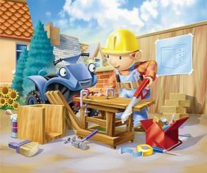Bob worked as a carpenter puzzle