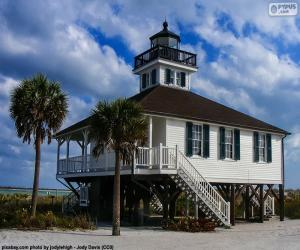 Boca Grande Lighthousee , United States puzzle