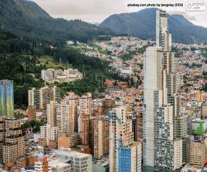 Bogota, Colombia puzzle