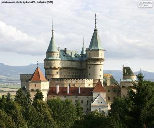 Bojnice Castle, Slovakia puzzle