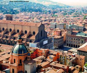 Bologna, Italy puzzle