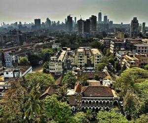 Bombay or Mumbai, India puzzle