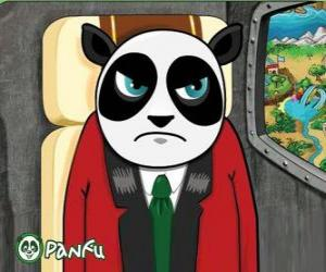 Bonez Panfu the evil, plane once released pokopets puzzle