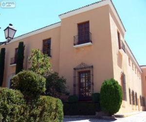 Bracamonte Palace, Avila, Spain puzzle