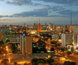 Brasilia, Brazil puzzle