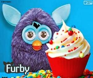 Breakfast of Furby puzzle