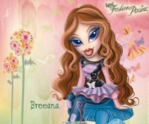 "Breeana is a shy and solitary, is called ""Haditha to fashion"" she and her family are fairies puzzle"