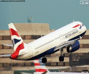 British Airways, United Kingdom puzzle