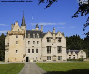 Brodie Castle, Scotland puzzle