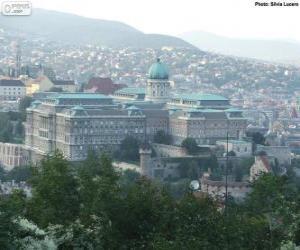 Buda Castle, Budapest, Hungary puzzle
