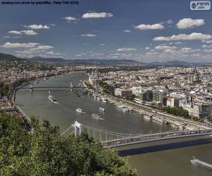 Budapest, Hungary puzzle