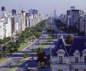 Buenos Aires, Argentina puzzle