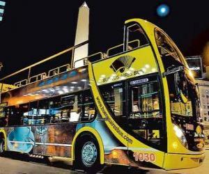 Buenos Aires Tourist Bus puzzle