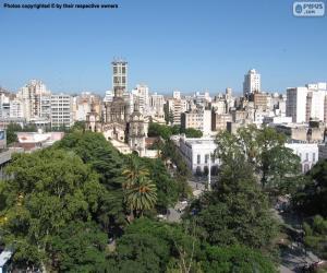 Córdoba, Argentina puzzle