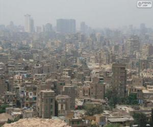 Cairo, Egypt puzzle