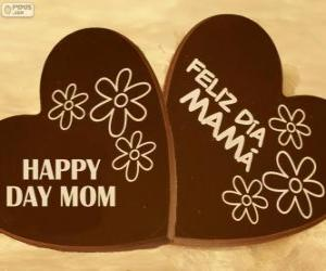 Cake for mom puzzle