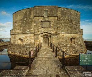 Calshot Castle, England puzzle