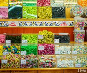 Candy store puzzle