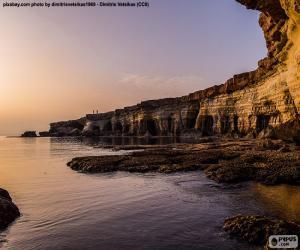 Cape Greco, Cyprus puzzle