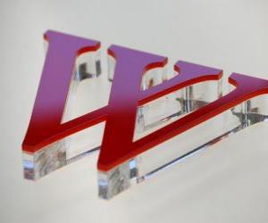 Capital letter W puzzle