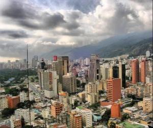 Caracas, Venezuela puzzle