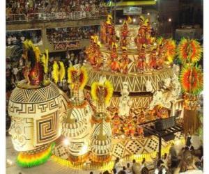 Carnival Rio puzzle