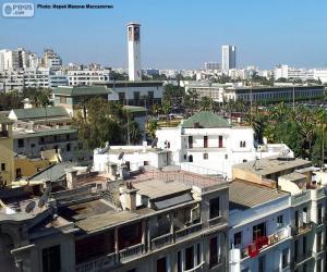 Casablanca, Morocco puzzle