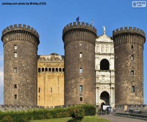 Castel Nuovo, Italy puzzle