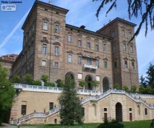 Castle of Agliè, Agliè, Italy puzzle