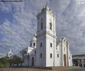 Cathedral Basilica of Santa Marta, Colombia puzzle