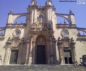 Cathedral of Jerez de la Frontera, Spain puzzle