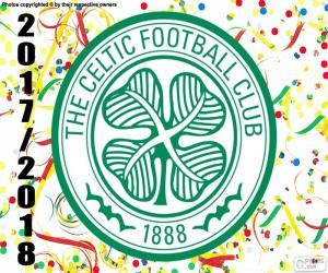 Celtic, Premiership 2017-2018 puzzle