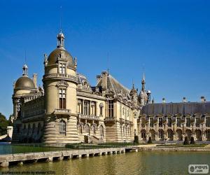 Château de Chantilly puzzle
