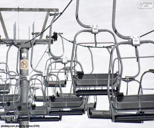 Chairlift puzzle