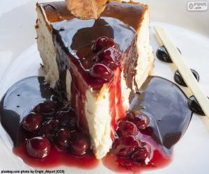 Cheese cake puzzle