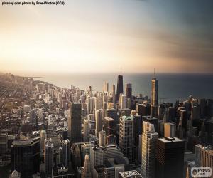 Chicago, United States puzzle