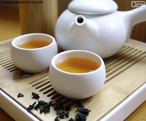 Chinese tea puzzle