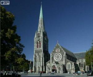 ChristChurch Cathedral, New Zealand puzzle