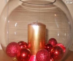 Christmas fishbowl puzzle