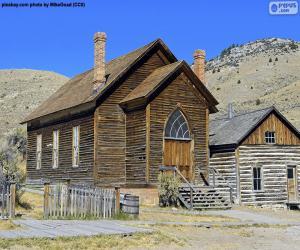 Church Methodist, United States puzzle