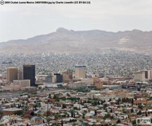 Ciudad Juárez, Mexico puzzle