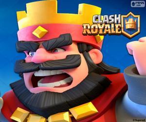 Clash Royale, icon puzzle