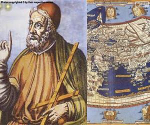 Claudio Ptolemy puzzle