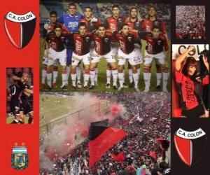 Club Atlético Colón puzzle