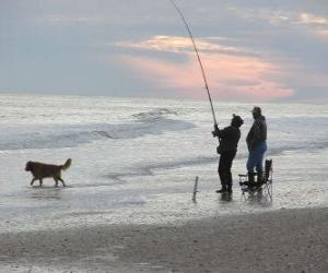 Coast fisherman puzzle